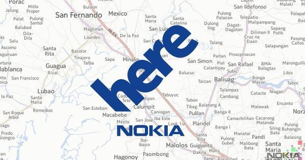 HERE harita hizmeti Apple'a satılabilir