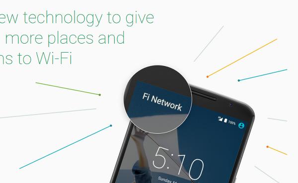 Google resmi olarak mobil operatör