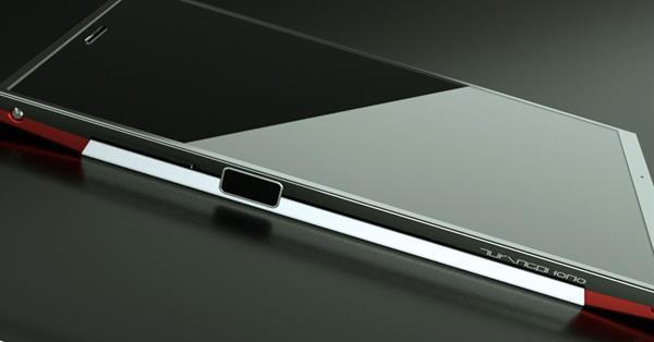 Çelikten daha sağlam akıllı telefon : Turing Phone