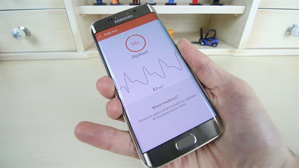 Samsung Galaxy S6 Edge inceleme videosu