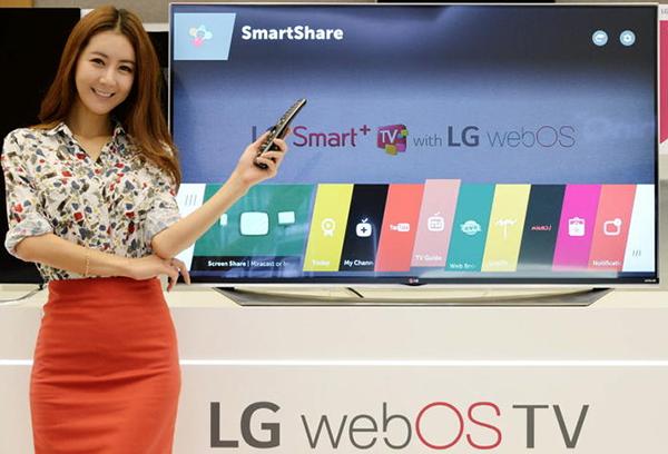 LG, 2014 model televizyonlarını Web OS 2.0'a güncelleyecek