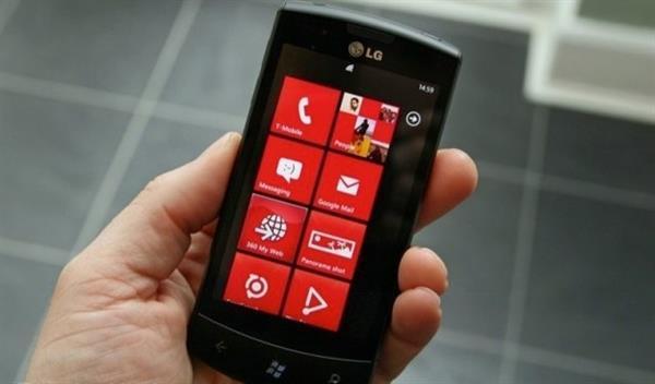 LG, Windows Phone işletim sistemli yeni bir model hazırlıyor