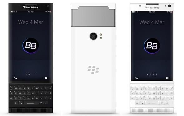 Blackberry iddialı modeller hazırlıyor, 3 yeni cihazın görüntüleri sızdırıldı