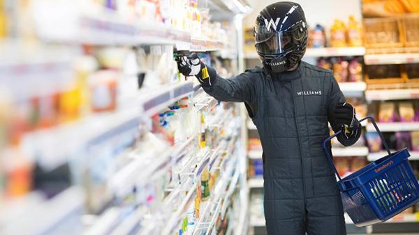 Williams, ticari buzdolabı verimliliğini artırmak için Formula 1 teknolojisi kullanıyor