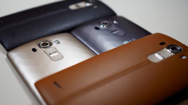 Snapdragon 808 ve deri arka kaplama : Karşınızda LG G4