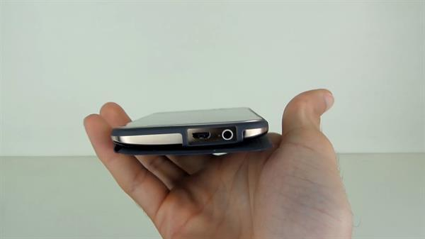 HTC One M9 Dot View 2 kılıf inceleme videosu