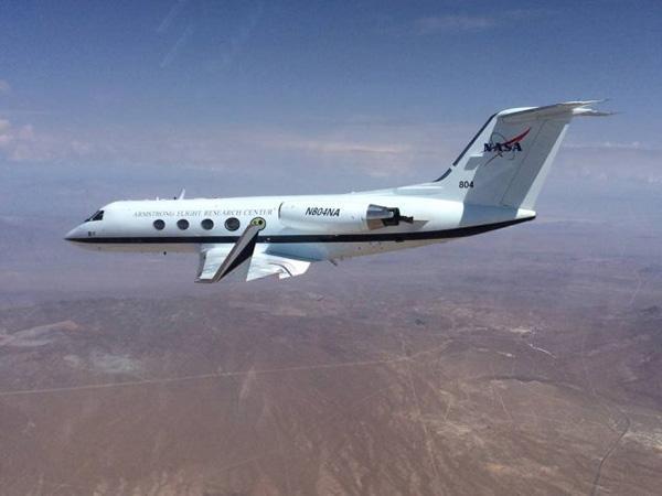 NASA'nın şekil değiştirebilen kanat parçaları uçuş testlerini başarıyla geçti