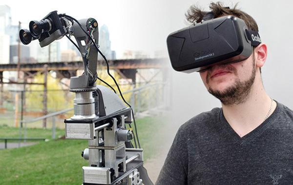 DORA, Oculus Rift temelinde gerçekçi bir sanal birey kontrolü sunuyor