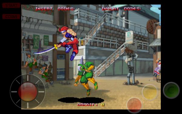 aFBA ile CPS ve Neo Geo emülatörü cebinizde