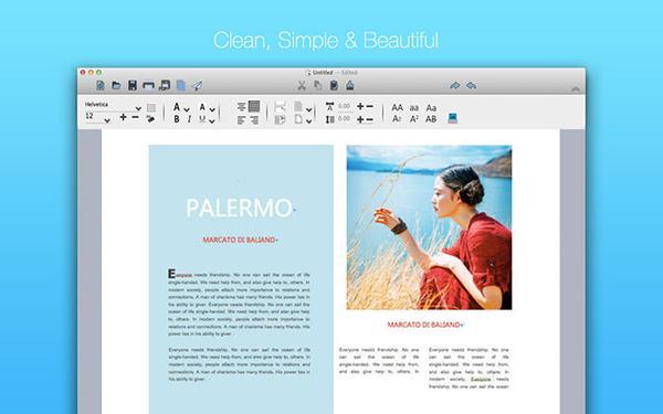 Metin odaklı OSX uygulaması Power Word Pro artık ücretsiz