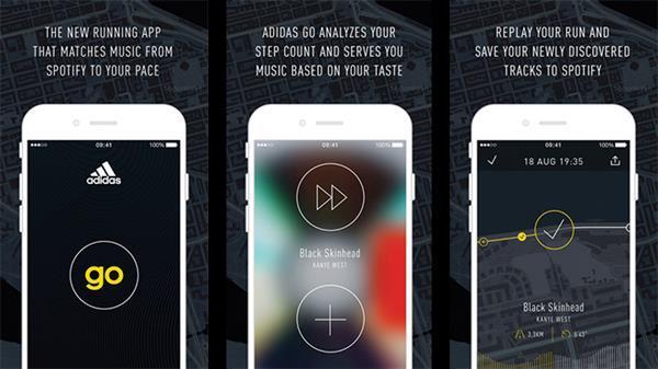 Adidas, Spotify ile işbirliği yaptığı yeni aktivite takibi uygulamasını yayınladı