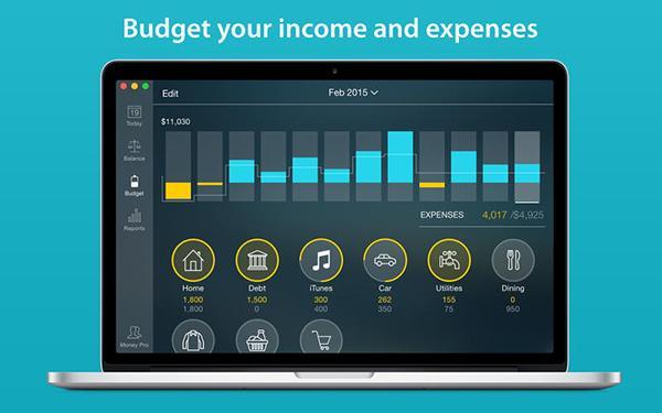 Mac için bütçe odaklı yeni uygulama: Money Pro