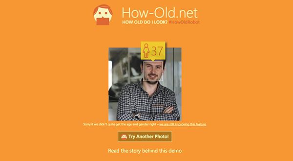 Microsoft'un yaş belirleme sitesine ülkemizden büyük katılım