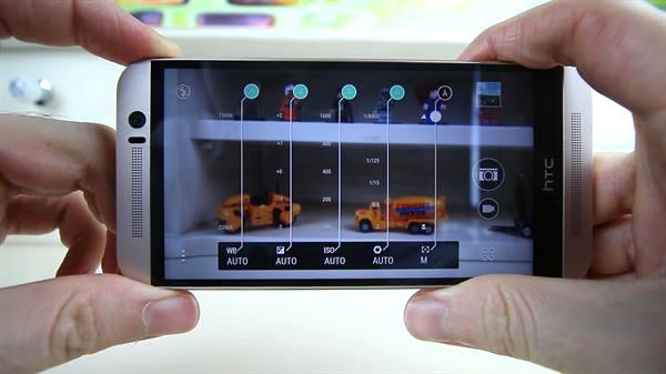HTC M9'a RAW çekim desteği geldi