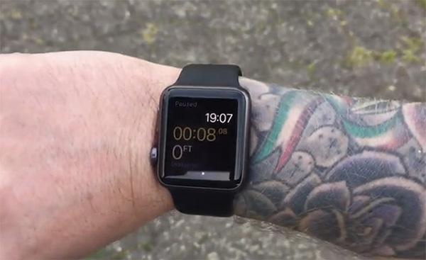 Watch'ın dövme sorunu Apple tarafından da onaylandı