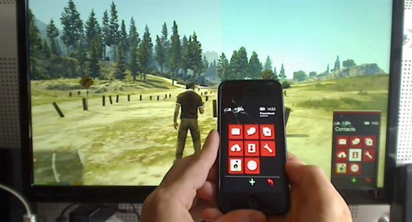 GTA V'in en sıradışı modu oyun içindeki cep telefonunu iPhone ile kontrol etmenize imkan veriyor