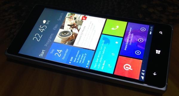 Windows 10 mobil sürümü masaüstü sürümünden daha geç yayınlanacak