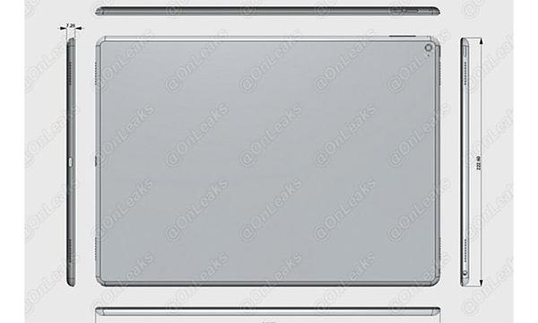 12.9-inç iPad Pro'dan yeni bilgiler: Bluetooth stylus kalem, Force Touch teknolojisi ve NFC