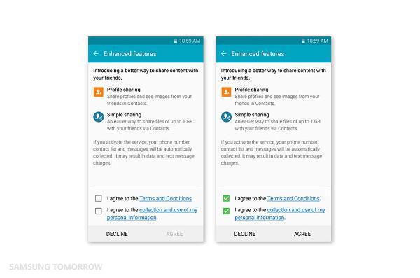 Samsung, Galaxy S6 serisinin kolay kullanıma yönelik 9 yeni özelliğini tanıttı