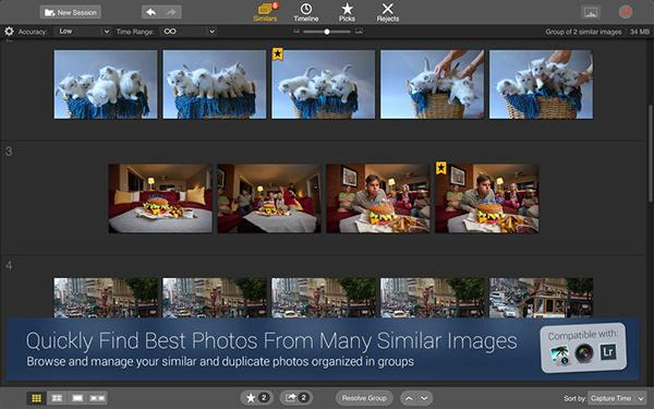 Fotoğraf odaklı Mac uygulaması Snapselect ücretsiz yapıldı
