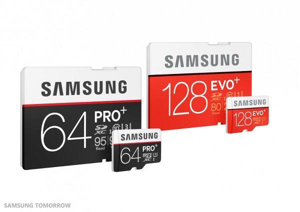 Samsung yüksek aktarım hızlarına sahip yeni hafıza kartlarını duyurdu