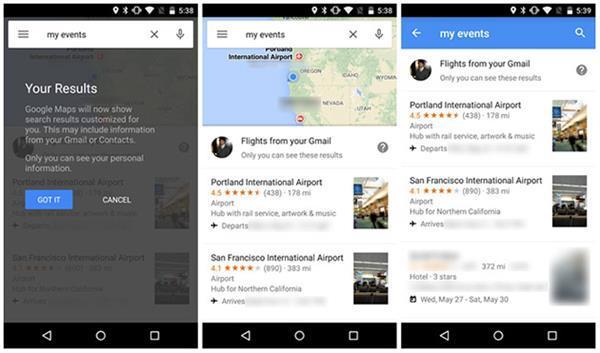 Google Maps Android uygulaması yeni özellikleri ile güncellendi