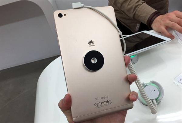 Huawei MediaPad M2 resmiyet kazandı