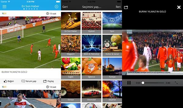 iOS için görsel haberlere odaklanan yerli uygulama: Habercim