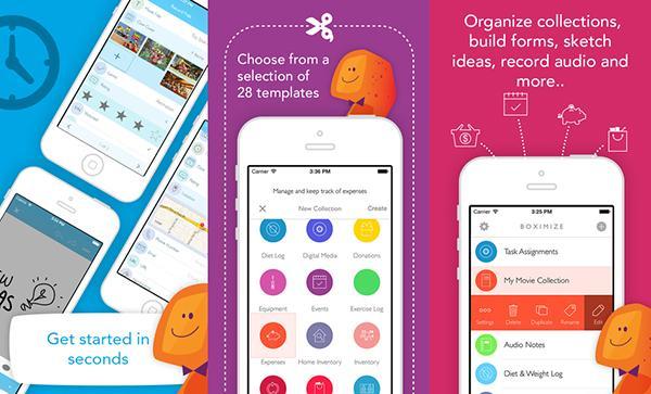 iOS uyumlu Boximize artık ücretsiz