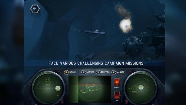 Dive for Honour: Cold War ile denizaltı savaşları başlıyor