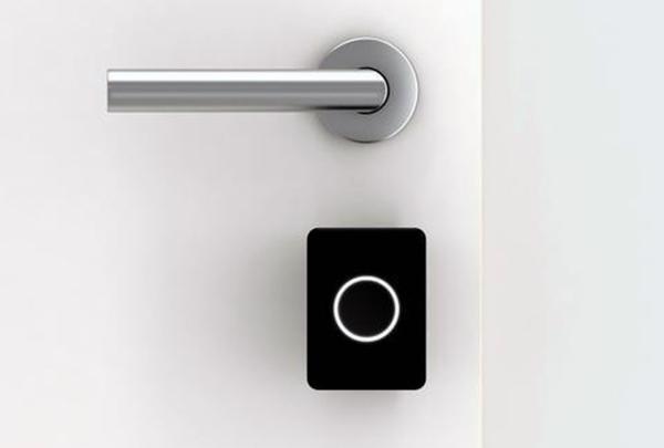Avrupa'ya özel akıllı kapı kilidi: Noki