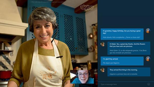 Skype Translator'un ön izleme sürümü herkese açıldı