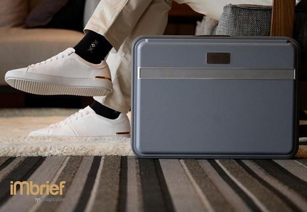 Standart evrak çantası ile teknolojinin birleşimi: iMbrief