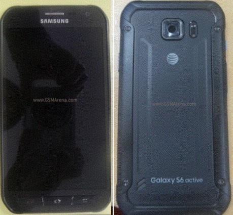 Galaxy S6 Active modeline ait olduğu iddia edilen görseller sızdırıldı