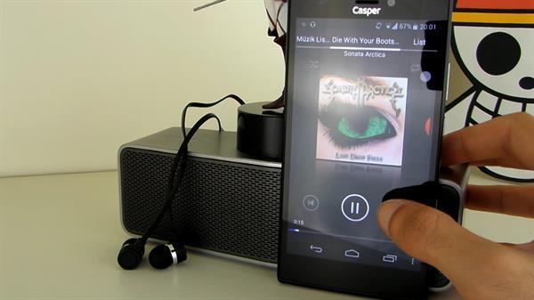 Casper VIA V6 video inceleme