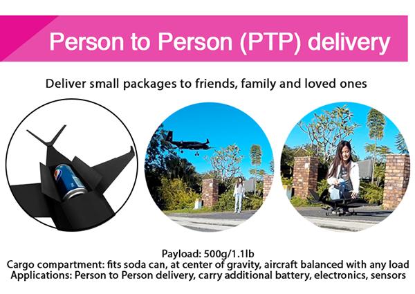 İki farklı kullanım yapısını harmanlayan insansız hava aracı SkyProwler yeniden Kickstarter'da