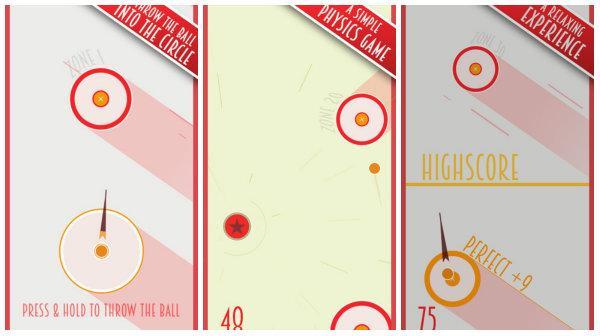 Into the Circle dart konseptine farklı bir bakış açısı getiriyor