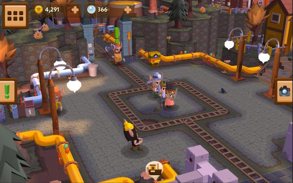 Seabeard oyunu Android için de yayımlandı