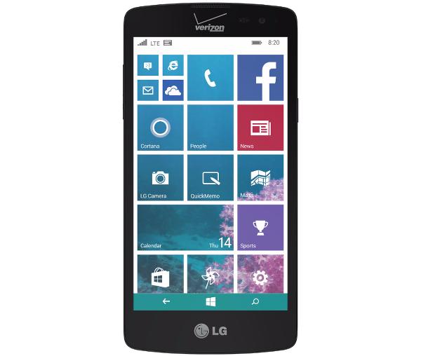 LG'nin Windows Phone akıllı telefonu resmiyet kazandı