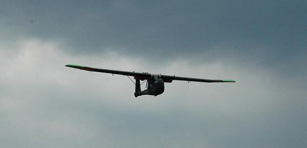 MIT'nin desteklediği hava aracı, tarım arazilerinin durumu hakkında bilgi verebiliyor