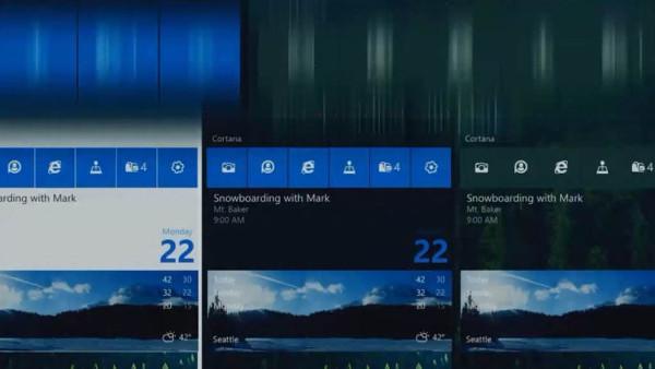 Windows 10 Redstone güncellemesinin görselleri internete sızdırıldı
