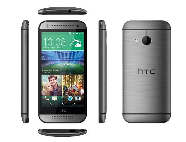 HTC, mini modellerine son veriyor