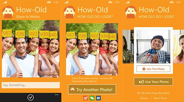 """Microsoft, """"How-Old"""" uygulamasını Windows Phone için kullanıma sundu"""