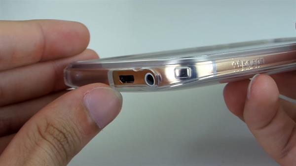 Spigen HTC One M9 Ultra Hybrid Kılıf inceleme videosu