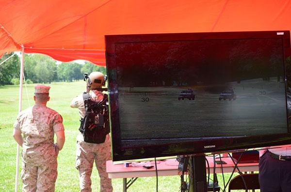 Arttırılmış gerçeklik savaş eğitimlerini de şekillendiriyor