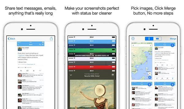 iOS uyumlu LongScreen güncellendi
