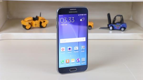 Samsung Galaxy S6 video inceleme