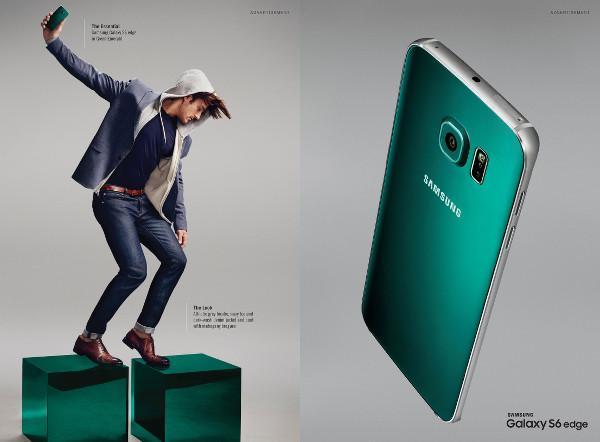 Samsung Galaxy S6 ve S6 Edge renk tercihleri kişiliğinizi yansıtıyor