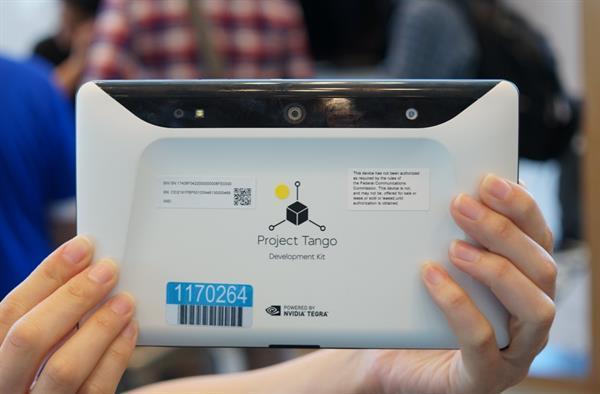 Google 3D tarama yapabilen deneysel tabletini satışa çıkarıyor