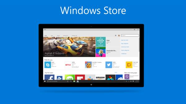Microsoft uygulama marketinin yeni politikası